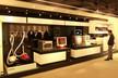Ở bảo tàng lịch sử của mình, hãng Hàn Quốc cho thấy mình là một hãng điện tử lớn với việc tham gia rất nhiều mặt hàng khác nhau, từ thiết bị điện tử cầm tay, giải trí cho tới đồ gia dụng...
