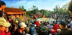 Hội vật làng thủ lễ (nature) - Nguyễn Đức Trí - Giải ba.