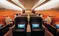 Singapore Airlines xếp vị trí thứ 5 trong top 10