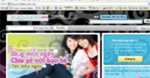 360plus.Chiều qua, 25/4, mạng xã hội ảo dành riêng cho các blogger Việt bất  ngờ xuất hiện với giao diện màn hình cực đẹp.