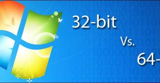 Trên thực tế, Windows 64 bit có thể chạy được ứng dụng 32 bit nhưng theo  chiều ngược lại, Windows 32 bit không thể chạy các ứng dụng, phần mềm 64 bit  ...