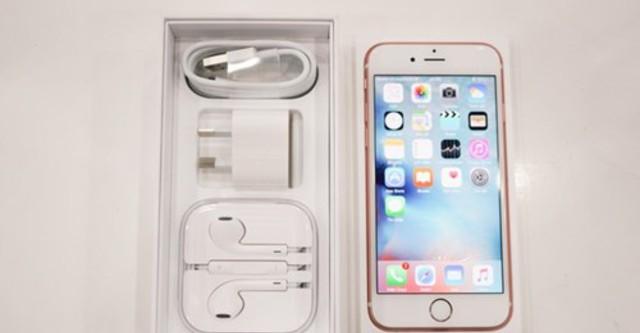 iPhone 6s vàng hồng là phiên bản được nhiều người yêu thích nhất.