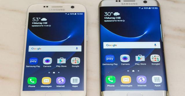 """Galaxy S7 và S7 Edge, hỗ trợ khả năng """"bơi lội"""" - 146558"""