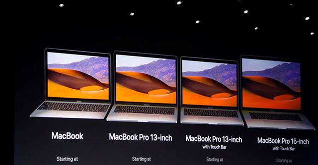 Apple cập nhật dòng MacBook và thế hệ iMac hoàn toàn mới siêu mạnh