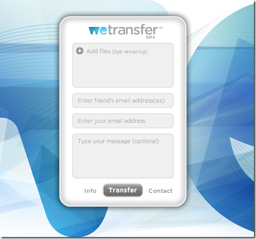 da wetransfer