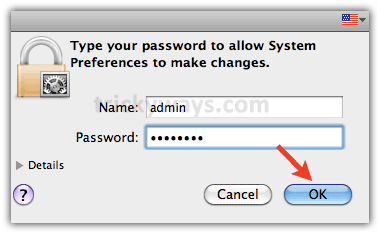how to delete admin off mac