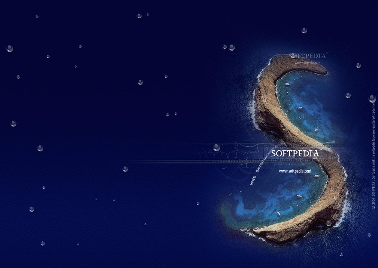 Thông qua tiện ích Animated Rain Wallpaper 1.3.0 bạn sẽ mang lên desktop của mình hình ảnh của những giọt mưa nhỏ, tự động rơi trên desktop, ...