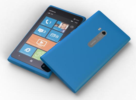Dịch vụ cài đặt Nokia Lumia 900