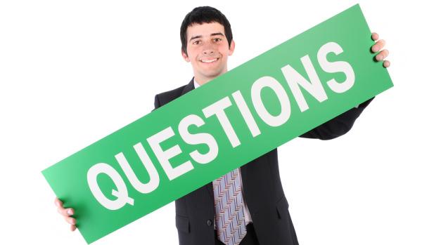 câu hỏi của nhà tuyển dụng