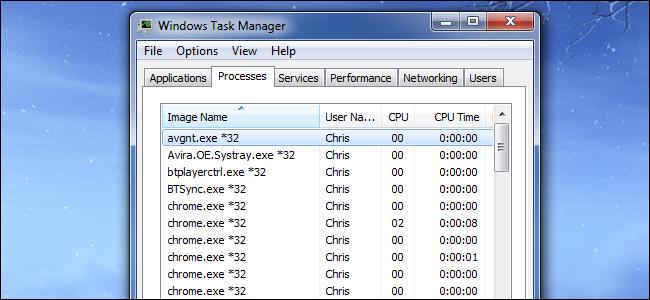 Như đã nói ở trên, người dùng có thể kiểm tra các ứng dụng 32 bit đang chạy  trên Windows 64 bit thông qua Task Manager bằng cách nhấn vào thanh Taskbar  và ...