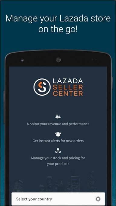 Lazada ra mắt ứng dụng quản lí bán hàng online cho điện