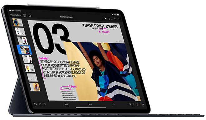 Máy tính xách tay Core i7 cũng chào thua hiệu năng iPad ...