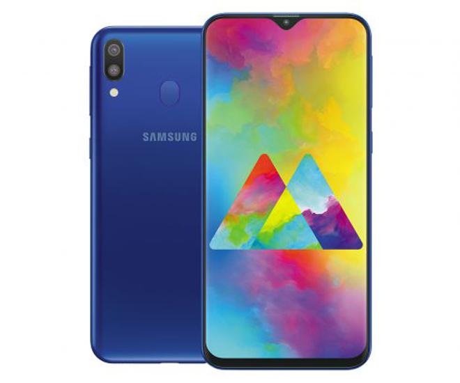 Samsung ra mắt Galaxy M20 tại Việt Nam, pin 5000mAh, giá 5 triệu